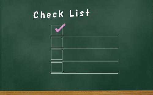 反抗期のない子どもの反動チェックリスト